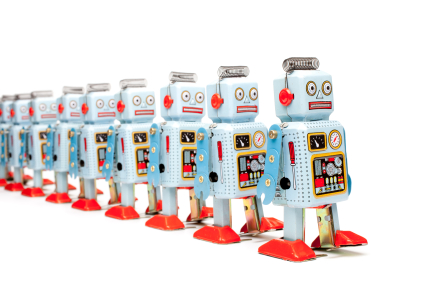 SEO companies try to fool search engine robots