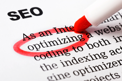 SEO or search engine optimisation
