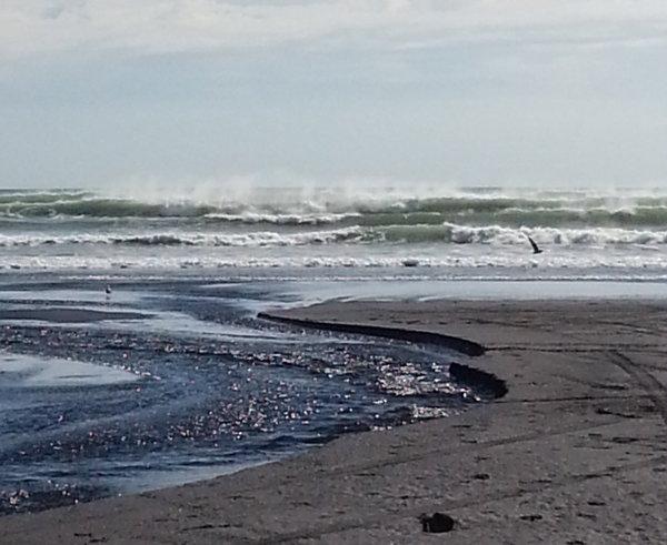 Okiroto-Stream-Muriwai-Auckland
