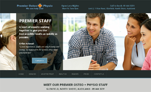 Premier Osteo + Physio