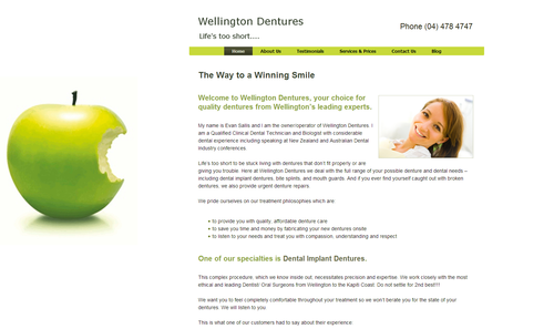 Wellington Dentures