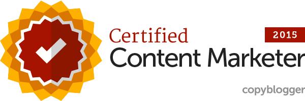 Copyblogger Badge