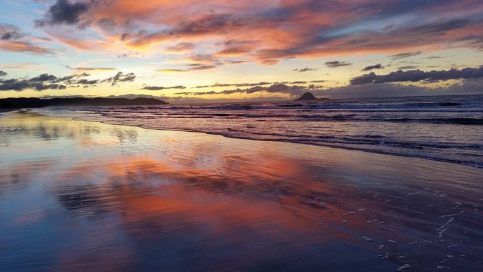Ohope-Beach-Sunset