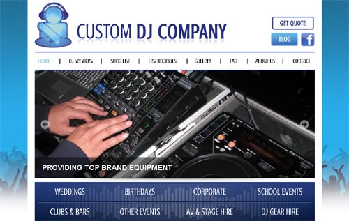 Custom DJ Company