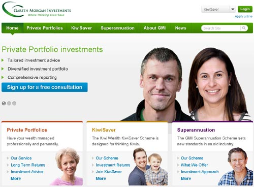 Gareth Morgan Investments