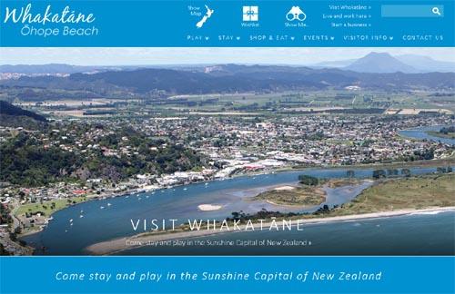 Visit Whakatane