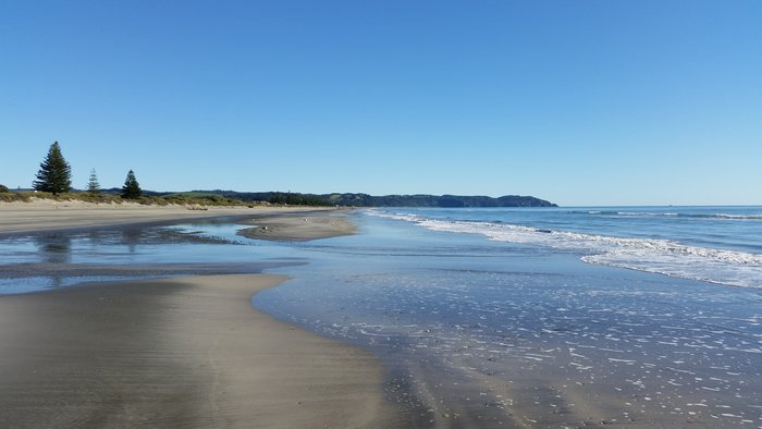 Winter - Ohope Beach New Zealand