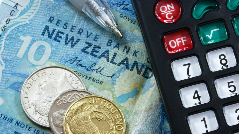 new zealand money